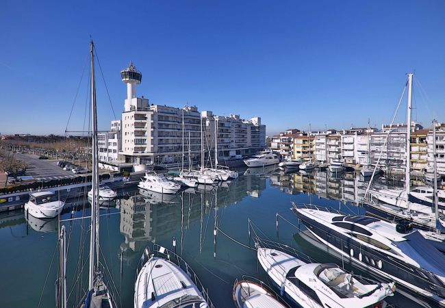 Appartement in Empuriabrava - ILA01 port nautic