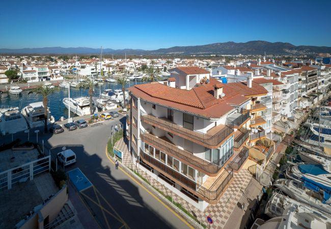 Appartement in Empuriabrava - ILA01 port nautic